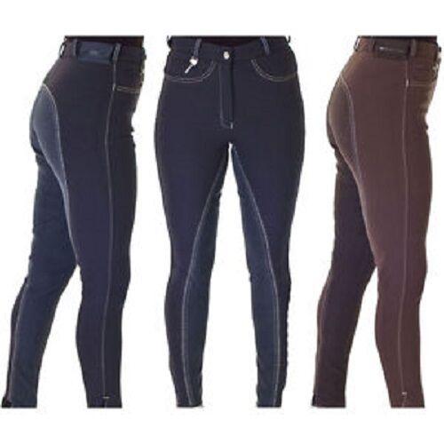 Hyperformance stile Signore Pantaloni PER EQUITAZIONE varie taglie e colorei