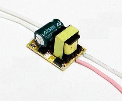 LED-Treiber Netzteil 1-3x 1W 300mA  230V AC ohne Gehäuße