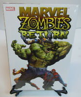 Marvel Zombies Return 1 2 3 4 5 Hulk Marvel Comics HC Hard Cover New Sealed