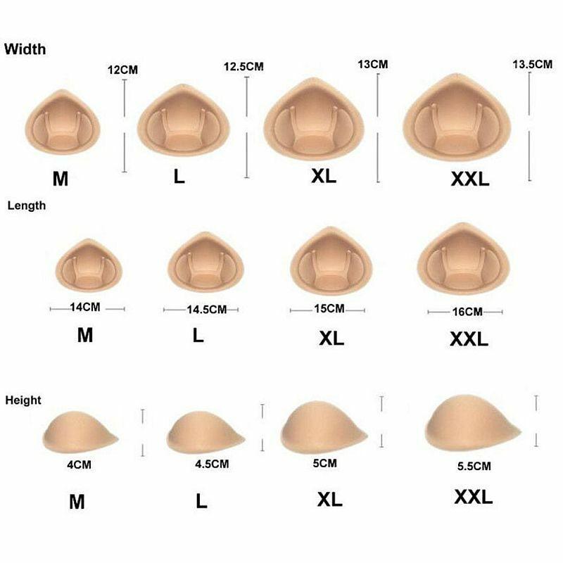 Vergleich bilder körbchengröße Körbchengröße A,