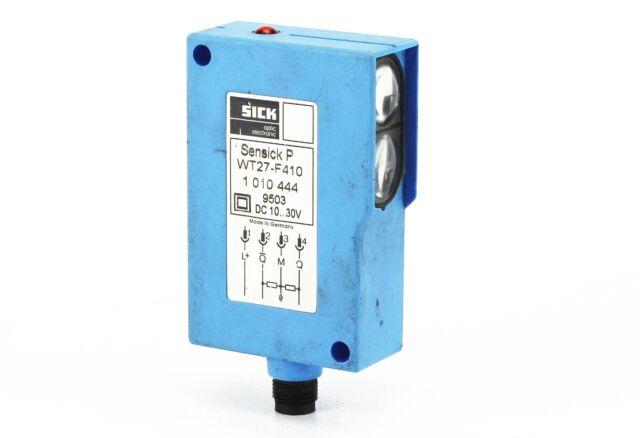 SICK WT27-F410 Sensick P 1010444 Reflexions-Lichttaster