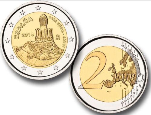 MONEDAS DE 1€ - 2€ --- CONMEMORATIVAS ESPAÑA --- ELEGIR del 2009 al 2016