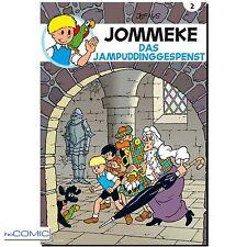 Jommeke 2 Das Jampuddinggespenst Peter + Alexander Jef Nys  70er  Kindercomic