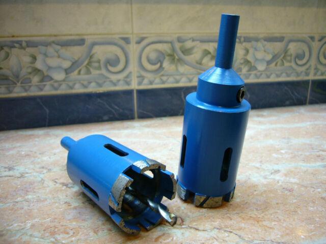 "32mm (1 1/4"") PRO Diamond sintered segment hole saw core drills drill PILOT BIT"