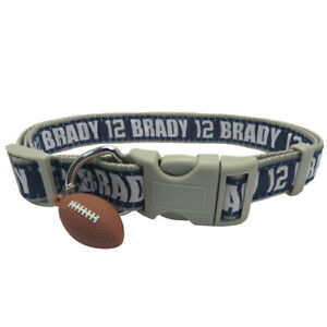 Tom-Brady-New-England-Patriots-12-NFLPA-Licensed-Pets-First-Dog-Pet-Collar