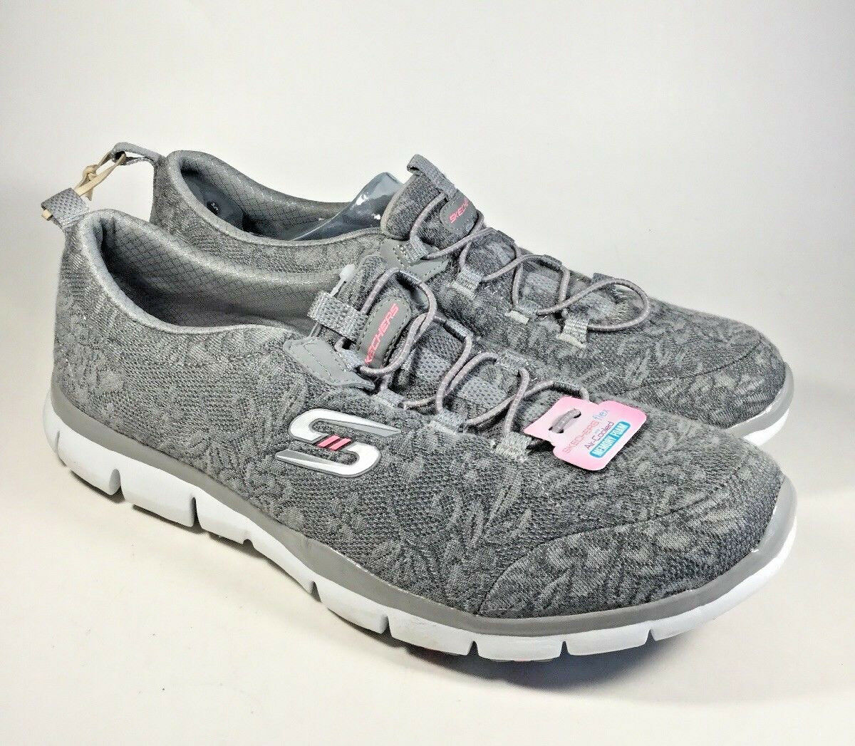 M3748L New w  Def. Women's Skechers Air-Cooled Memory Foam Flex US 10 M