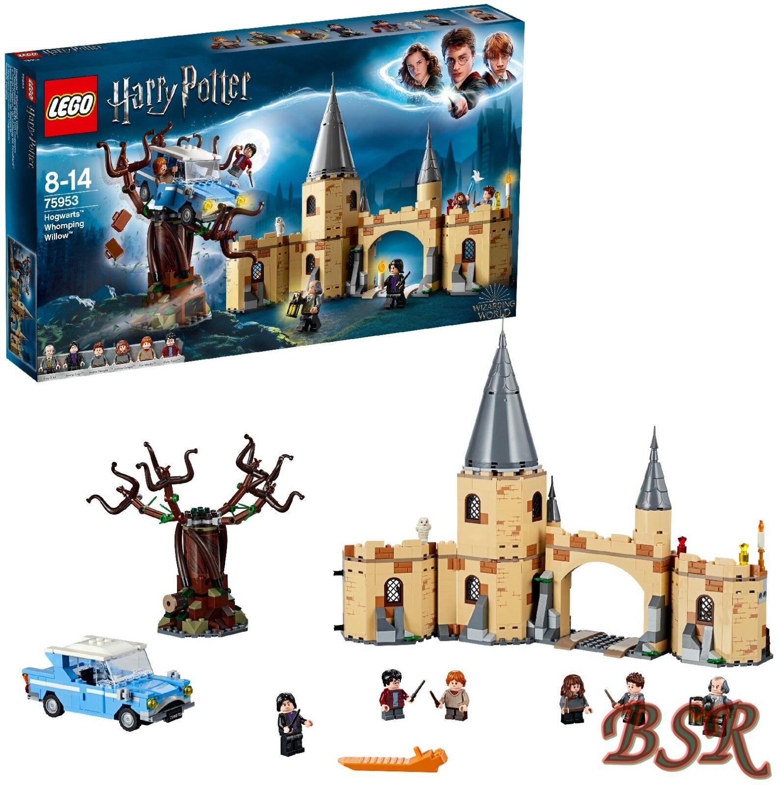 Lego ® Harry Potter ™  75953 les peitschende pâturage de Poudlard ™  livraison NEUF