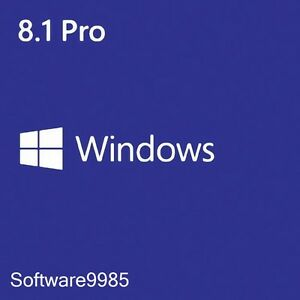 Windows 8 1 pro 32 64 bit genuine license key product code for Window 8 1 pro product key