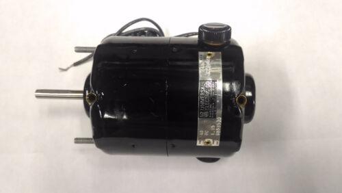 1.95 AMPS 18V DC 2400RPM Universal Electric Co DC Motor YY1W02 2.1Lb USA Made