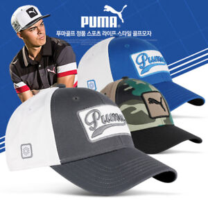 PUMA Life Style Golf Cap Hat 908356 Sports Mens Womens Outdoor Gift ... 6f63230e4f86