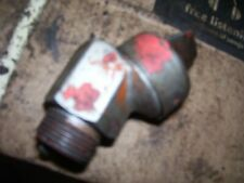 Vintage Allis Chalmers Wd Tractor Hydraulic Dipstick Amp Housing