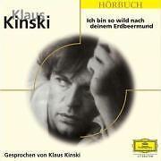1 von 1 - KLAUS KINSKI spricht VILLON Goethe .. ICH BIN SO WILD NACH DEINEM ERDBEERMUND