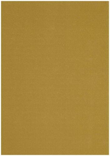 20 Feuilles D'or Stardust Paillettes Mousseux A4 Papier Craft Cardmaking 120gsm
