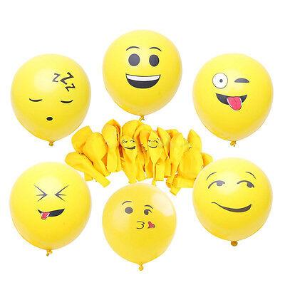 10/20/50 / 100Pcs globo decoración De boda globos fiesta Balloons  nhgbjh