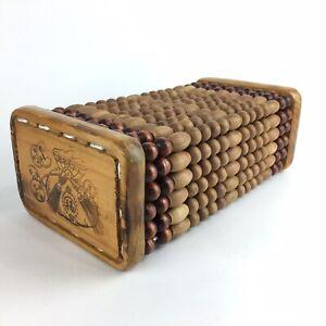 Массажер деревянные бусины женское белье названия магазинов