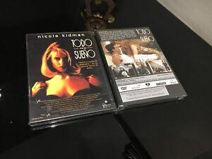 Todo Un Sogno DVD Nicole Kidman Sigillata Nuovo