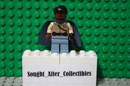 Lego Star Wars General Lando Calrissian authentic minifigure 7754 ULTRA RARE!
