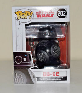 Funko-BB-9E-Star-Wars-The-Last-Jedi-Episode-8-Vinyl-Figure-202-NEW-in-Stocks