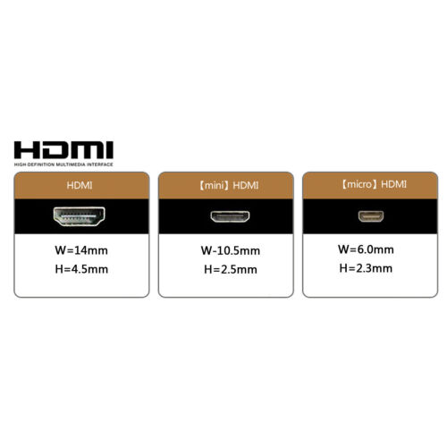 New 30cm Micro HDMI to Micro HDMI Flexible Flat Ribbon Cable for FPV