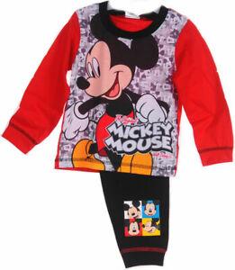 Kinder Baby Pyjama SET Hose /& Shirt Minnie Mouse Schlafanzug 80 86 92 98 104 NEU