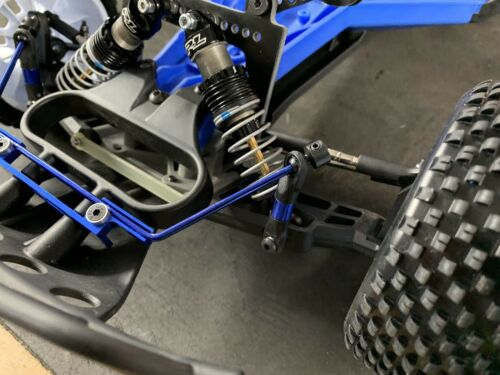 NEW Hot Racing Traxxas Slash Front And Rear WIDE Sway Bar Kit HRATE311SLC
