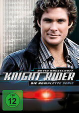 Gesamtbox KNIGHT RIDER David Hasselhoff DIE KOMPLETTE TV-SERIE 26 DVD Box Neu