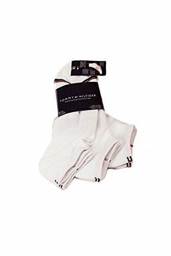 TOMMY HILFIGER Pack de 3 Taille unique chaussettes blanches