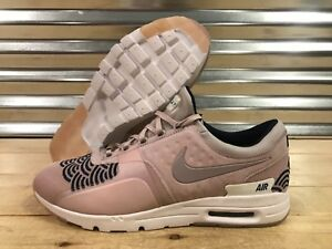 best authentic 8186f 13421 WMNS Nike Air Max Zero LOTC QS Tokyo LE Champagne Pink SZ 11 ...