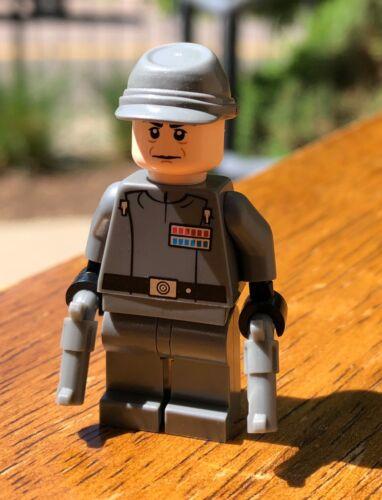 Lego Star Wars Admiral Piett Genuine Minifigure Only From Set 10221