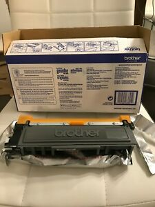 EMPTY-Brother-Original-Genuine-TN660-High-Yield-Black-Toner-Cartridges-EMPTY