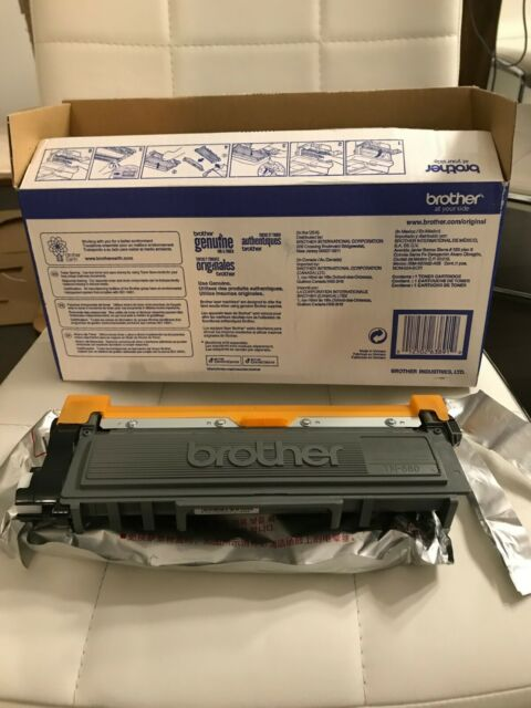 EMPTY - Brother Original Genuine TN660 High-Yield Black Toner Cartridges EMPTY