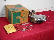 57 CHEVROLET BELAIR NOS GM DELCO AM WONDERBAR RADIO pt#987577