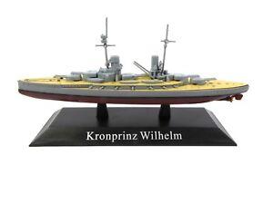 1250 Schlachtschiff IXO Militär Schiffe WS54 KRONPRINZ WILHELM 1914-1