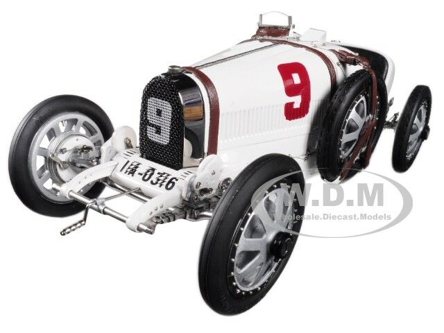 Bugatti T35 9 proyecto de color nacional Alemania Ltd Ed  Modelo por CMC 100B005