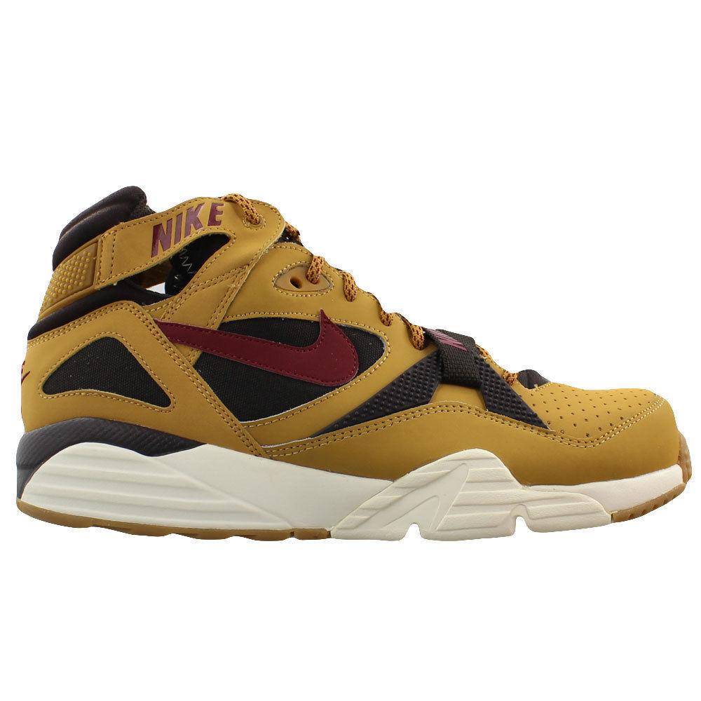Nike Air Trainer Max '91 Bo Jackson Haystack Team Red Brown 309748 700 Men's