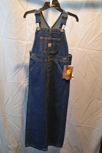 Carhartt Jean Overalls CM8646 Kids//Infants//Toddlers Sizes NWT