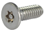 Packs of 25 *Made in USA* 10-32 Torx Tamper-Resistant Machine Screws