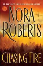 Chasing Fire by Nora Roberts (2011, Hardcover)
