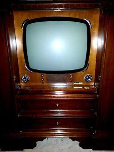 Beau Image Is Loading TV Cabinet TV Space Age Vintage Design Vintage
