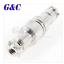 16mm Male /& Female panel Metal Connector Aviation Plug GX16-6 6pin AC1200V