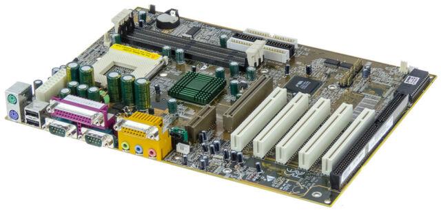 BIOSTAR M7VKB SOCKET 462 SDRAM AGP PCI ISA ATX