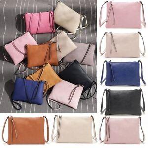 f766dde2d195 Image is loading New-Women-Bags-Purse-Shoulder-Handbag-Tote-Messenger-