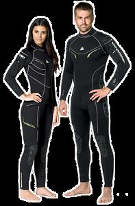 Waterproof brand men's  2.5mm full wetsuit  low 40% price