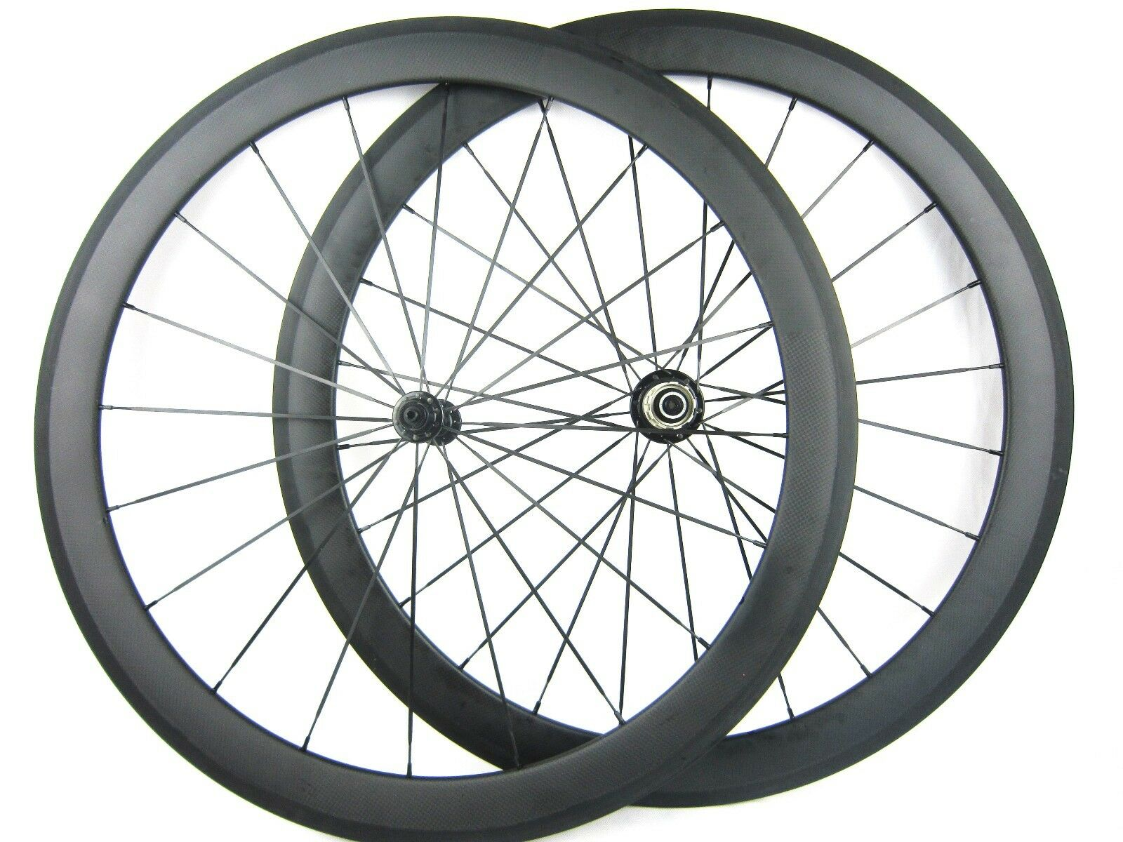 23mm width 50mm clincher 700c full carbon fiber road bicycle wheels