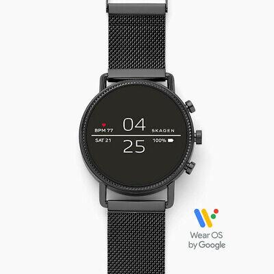 Skagen SKT5109 Womens Falster Black Smartwatch