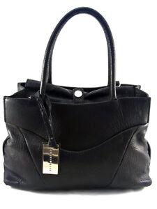 fe67e1ca668e Details about Coccinelle Women's Black Medium Leather Shoulder Bag