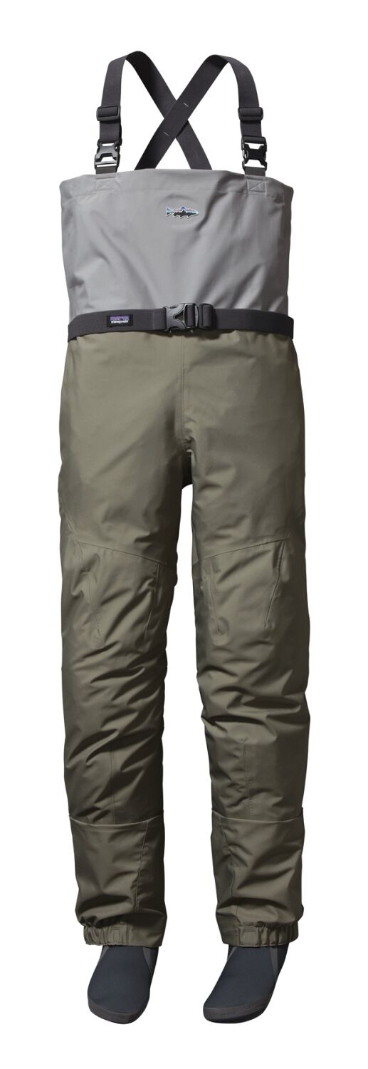 Patagonia RIO blue Waders - Wathose - Long L   Large