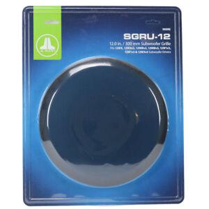 NEW-JL-AUDIO-SGRU-12-Subwoofer-12-Grille-12W1v2-Sub-12W3v3-Mesh-Metal-Grill