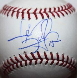CARSON-FULMER-SIGNED-RAWLINGS-MLB-BASEBALL-2015-DRAFT-TOP-PROSPECT-COA