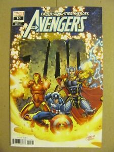 Avengers # 10 Lim Variant Cover NM 700th Issue